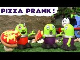 Pizza Prank with Thomas and Friends and the Funny Funlings as Tom Moss pranks and Super Funling helps to rescue in this family friendly full episode