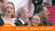 ROUBAIX, LUMIERE (OH MERCY!) - Red Carpet - Cannes 2019 - EV