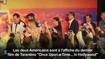 DiCaprio et Pitt réunis dans le film de Tarantino