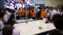 Le Challenge robotique de l'Université Grenoble Alpes