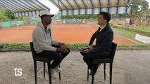 """Roland-Garros : """"J'ai des gros objectifs, je les assume"""", confie Gaël Monfils"""