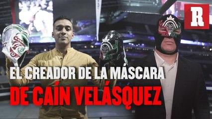 La historia de la máscara de Caín Velásquez | RÉCORD