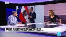"""Steve Bannon à Paris : """"Il a l'ambition de réunir la droite populiste"""""""