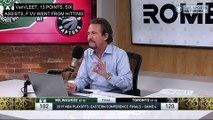 The Jim Rome Show: Kawhi Leonard powers through pain
