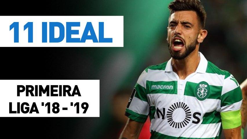 11 ideal | Primeira Liga 2018/19