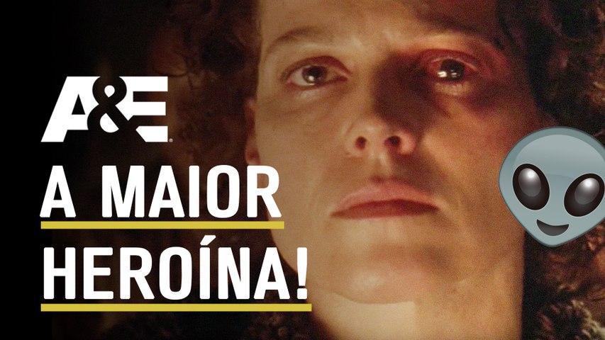 ALIEN: 5 provas de que Ripley é a maior heroína do cinema! | A&E MOVIES | A&E
