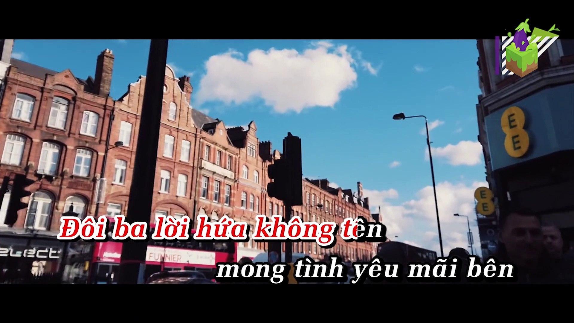 [Karaoke] Đâu Cần Một Bài Ca Tình Yêu - Tiên Tiên Ft. Trang [Beat]