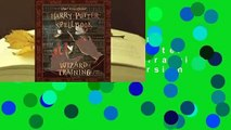 Complete acces  The Unofficial Harry Potter Spellbook: Wizard Training: Black and White Version