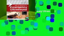 Online Ma and Mateers Emergency Ultrasound 3/E (Set 2)  For Full