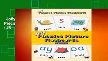 Jolly Phonics Picture Flash Cards: in Precursive Letters  Best Sellers Rank : #5
