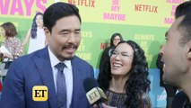 Randall Park Reacts to 'Fresh Off the Boat' Renewal (Exclusive)