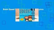Brain Quest Workbook: Grade 1 Complete