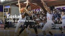 Basket: ultime duel pour le titre en LFB