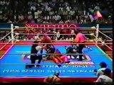 Tinieblas Jr/Zorro/Torero vs Texano/Pantera del Ring/Ultimo Rebelde (Promo Azteca)