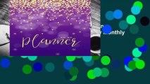 Full version  2020-2021 Planner: Jan 2020 - Dec 2021 2 Year Daily Weekly Monthly Calendar Planner