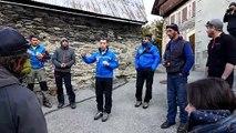 Isère : 160 personnes à la recherche de Sacha en Oisans ce jeudi 23 mai