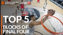 Top 5 blocks of the Final Four
