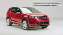 Introducing the 2020 Land Rover Discovery Sport - Versatility & Connectivity