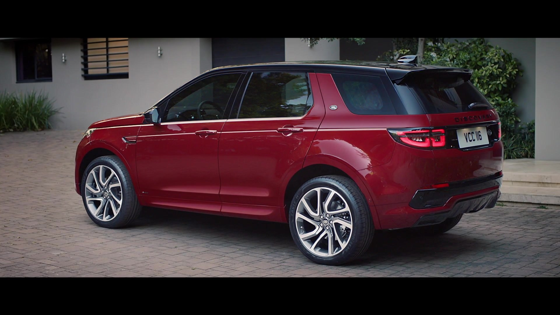 The 2020 Land Rover Discovery Sport Highlights
