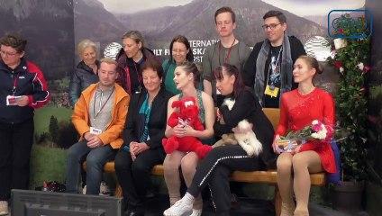 2019 International Adult Figure Skating Competition - Oberstdorf, Germany (9)