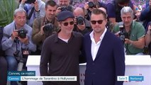 """Festival de Cannes : Tarantino rend hommage à Hollywood avec """"Once upon a time... in Hollywood"""""""