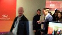 Quentin Tarantino: standing ovation pour son film à Cannes (Exclu Vidéo)