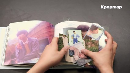 "[Unboxing] Kim JaeHwan 1st Mini Album ""Another"" Unboxing"