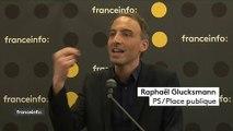 """Elections européennes : """"Nous aurons des élus, nous serons la surprise de ce scrutin"""", prédit Raphaël Glucksmann"""