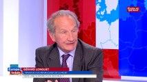 """Gérard Longuet : """"La force de l'Europe, c'est la comparaison des solutions"""""""