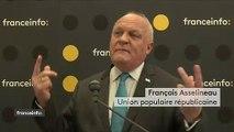 """Elections européennes : François Asselineau veut """"se libérer d'un système ringard"""""""