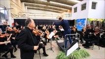 L'Orchestre national fait entrer Beethoven en prison