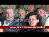 M.MADHE, PROMOVOHET LIBRI BURRAT E MALËSISË