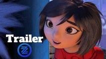 Abominable Trailer #1 (2019) Albert Tsai, Chloe Bennet Animated Movie HD