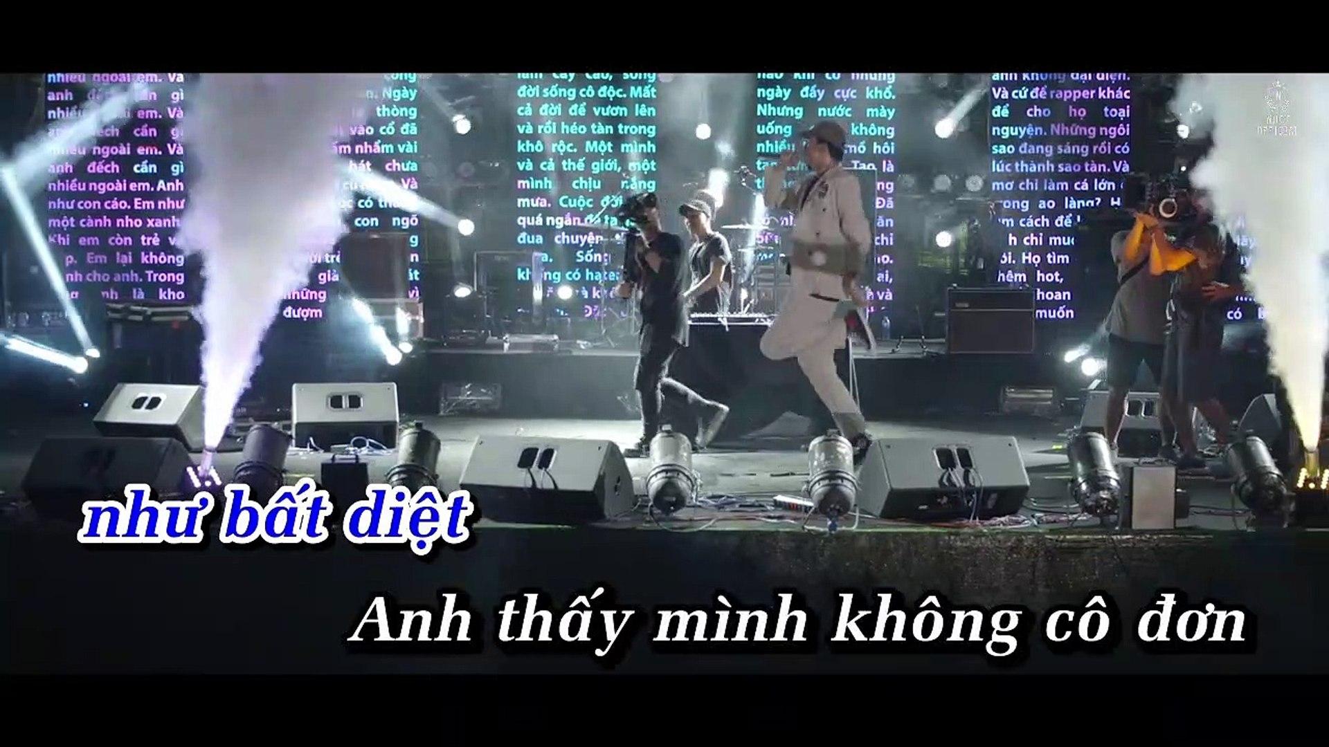 [Karaoke] Bài Này Chill Phết - Đen Ft. Min [Beat]
