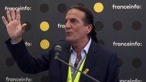 #VotreEurope : Francis Lalanne (Alliance jaune) répond à la question des internautes