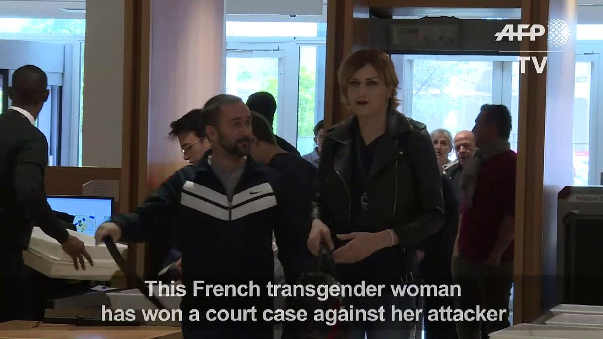 French transgender assault leads to 10-month sentence