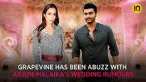 Arjun Kapoor compares his wedding rumours with Malaika Arora to Taimur Ali Khan