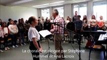 La chorale du lycée et du collège de Wissembourg retenue pour l'émission La France a un incroyable talent