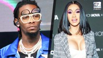 Offset Stands By Cardi B As She Goes Through Plastic Surgery Complications!