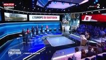 """Thomas Sotto complètement dépassé par le débat dans """"L'émission politique"""" (vidéo)"""