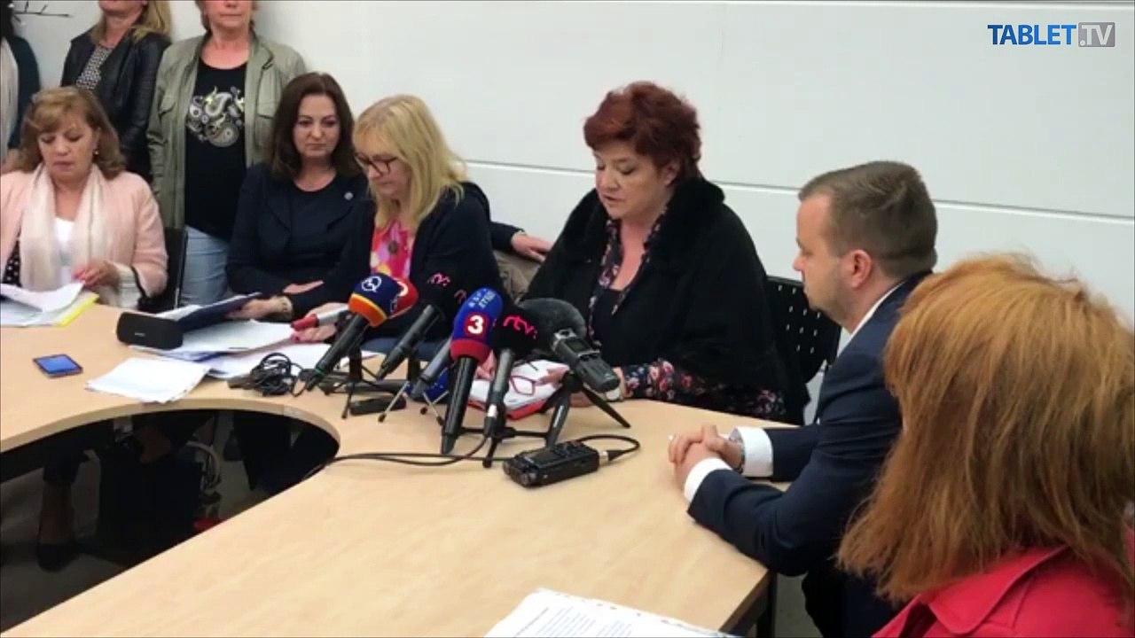 ZÁZNAM: Vyhlásenie riaditeliek materských škôl v zriaďovateľskej pôsobnosti MČ Bratislava-Petržalka