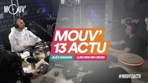Mouv'13 Actu :  Aya Nakamura, GOT, Nike
