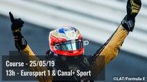 Formule E : le programme TV du E-Prix de Berlin