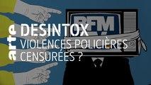 BFM TV : des violences policières censurées ? - 23/05/2019 - Désintox