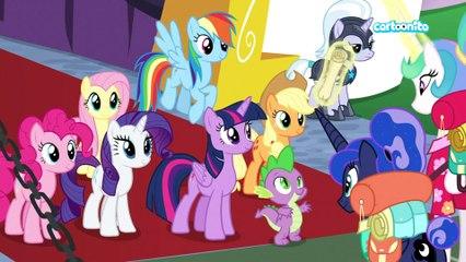 My Little Pony L'amicizia è Magica [Stagione 9] [Episodio 13] Sorelle in viaggio [1080p/CARTOONITO] [COMPLETO]