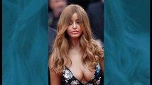 Zahia Dehar plus sulfureuse que jamais au Festival de Cannes