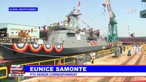 PH frigate BRP Jose Rizal launched