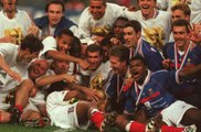 Les champions du monde 98 devenus entraîneurs