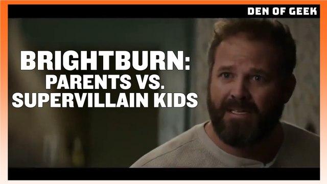 Brightburn (2019) - David Denman and Jackson A. Dunn Interview
