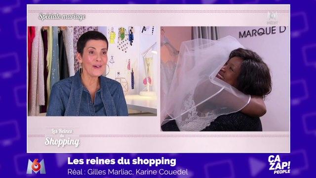 Moment émouvant dans Les Reines du shopping